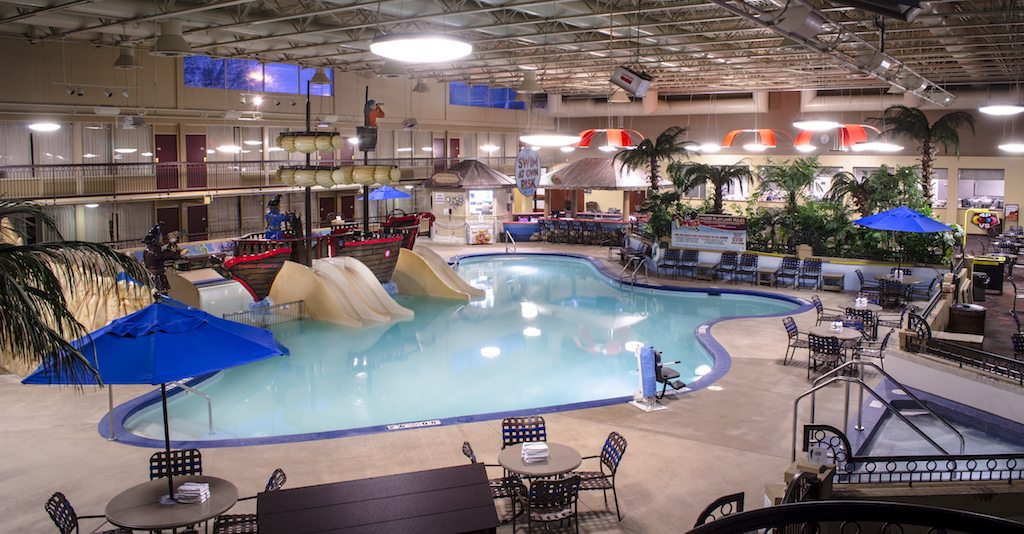 Pool Playland Holiday Inn Fargo